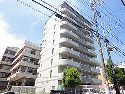 滋賀県大津市京町4丁目の賃貸マンションの外観