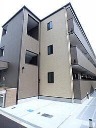 H-maison加美正覚寺II[3階]の外観