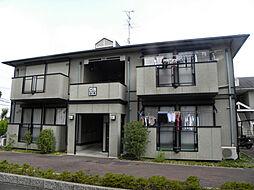 カルチェ東香里IIB棟[0201号室]の外観