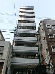 大阪府大阪市中央区神崎町の賃貸マンションの外観