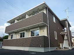 大阪府羽曳野市恵我之荘5丁目の賃貸アパートの外観