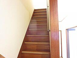 階段は現状のま...