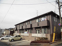 京都府京都市左京区一乗寺西浦畑町の賃貸アパートの外観