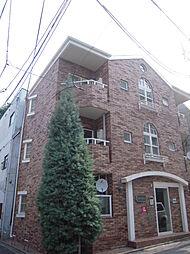 京都府京都市東山区小松町の賃貸マンションの外観