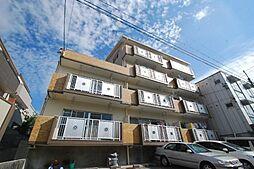 レヂデンス徳田[1階]の外観