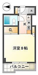 シティフォーラム新小平[5階]の間取り