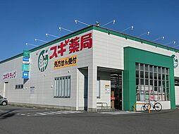 スギ薬局中島店
