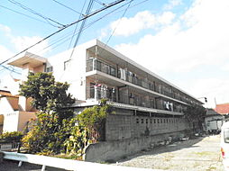 大阪府豊中市上津島2丁目の賃貸マンションの外観