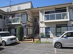 東京都西東京市北町5丁目の賃貸アパートの外観