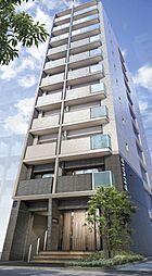 スワンズシティ北堀江[11階]の外観