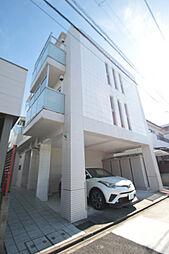 愛知県名古屋市瑞穂区本願寺町2丁目の賃貸マンションの外観
