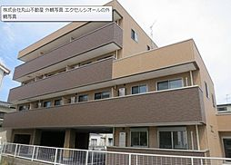 JR山陽本線 北長瀬駅 徒歩17分の賃貸マンション