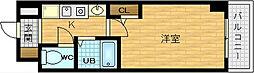 ラナップスクエア同心II[2階]の間取り