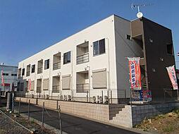 埼玉県比企郡嵐山町大字川島の賃貸アパートの外観