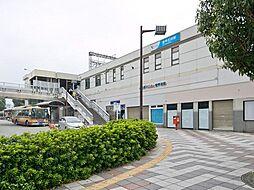 愛甲石田駅まで...