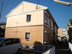ハイツ高石[2階]の外観