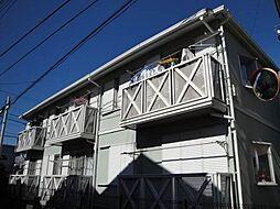 サングレー ハイツ[1階]の外観
