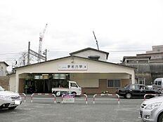 山陽電鉄線「夢前川」駅