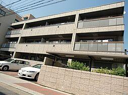 大阪府大阪市東住吉区杭全8丁目の賃貸アパートの外観