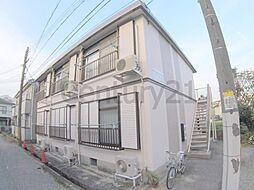 安倉荘モナム1[2階]の外観