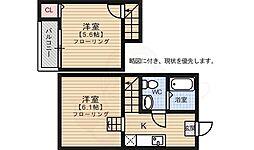 西鉄平尾駅 5.0万円
