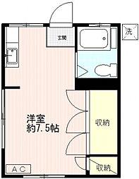 N・Hハイツ[1階]の間取り