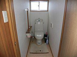 トイレは新品の...