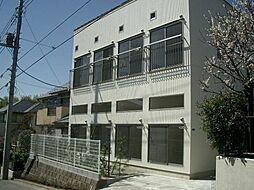 神奈川県横浜市都筑区中川5丁目の賃貸アパートの外観