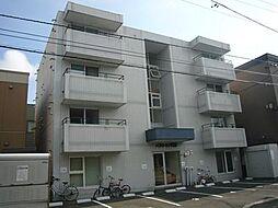パラシオンN29[3階]の外観