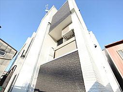 愛知県名古屋市熱田区切戸町2丁目の賃貸アパートの外観