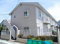 東京都杉並区下井草4丁目の賃貸アパートの外観