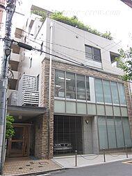 ビオトープ新戸山[302号室]の外観