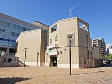 駅 東京都交通局「一之江」駅・640