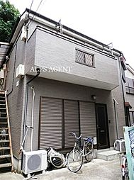 神奈川県横浜市中区西之谷町の賃貸アパートの外観