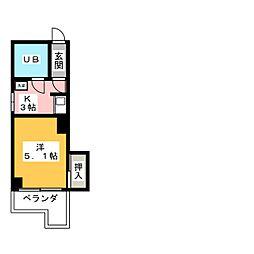 メゾンノーブル[2階]の間取り