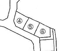 敷地図 2号地