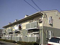 ブルーマウンテン2[2階]の外観