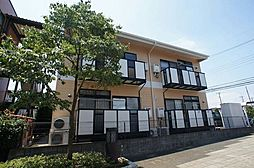 埼玉県川口市差間3丁目の賃貸マンションの外観