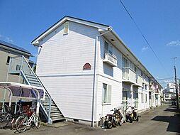 ハイツ富士B[102号室号室]の外観