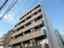 ジェノヴィア田端グリーンヴェール[203号室]の外観