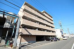 愛知県名古屋市港区十一屋2丁目の賃貸マンションの外観