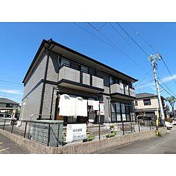 静岡県静岡市清水区北矢部町の賃貸アパートの外観