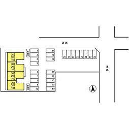 アビーロード巽東[105号室]の外観