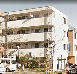 東京都八王子市上野町の賃貸マンションの外観