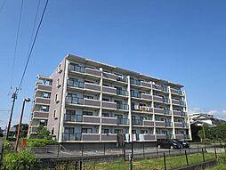 静岡県裾野市水窪の賃貸マンションの外観
