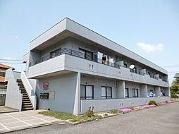 東京都武蔵村山市中原3丁目の賃貸マンションの外観