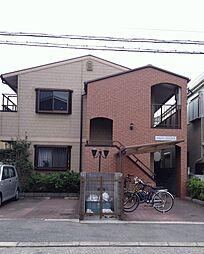 大仙パークハウス[1階]の外観