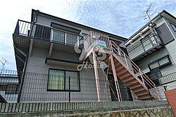 兵庫県神戸市須磨区若木町4丁目の賃貸アパートの外観
