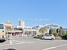 西武鉄道池袋・豊島線「ひばりケ丘」駅 距離1280m
