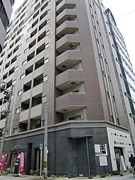 レジディア江戸堀[1310号室]の外観